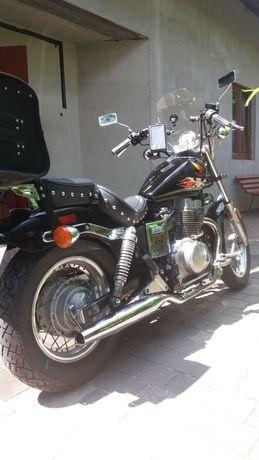 Motocykl Honda Rebel 450