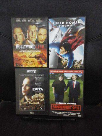 DVDs VENDIDOS EM SEPARADO BARATOS Filmes Originais Entrega Imediata