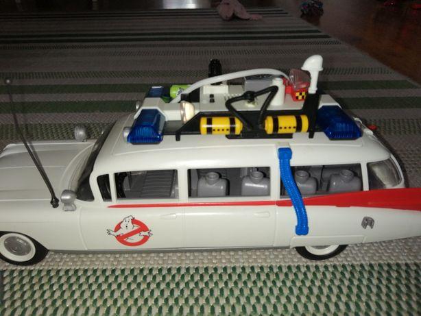 Playmobil ghostbasters samochód,