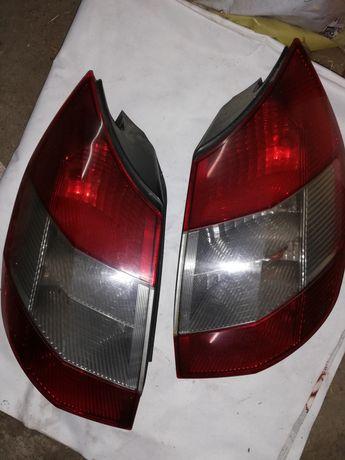 Lampy tylne Renault Megane 2 europa