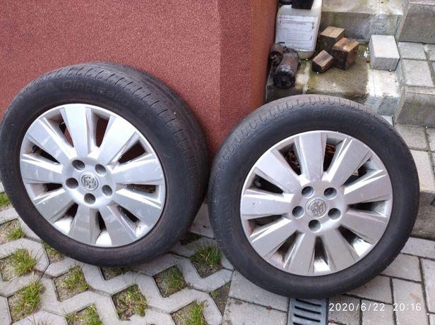 Alufelgi Opel 205/55/16 Pirelli