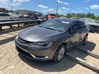 Разборка автомобиля Chrysler 200 2015-2017 запчасти ШРОТ