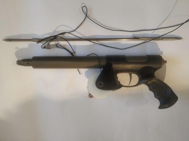 Подводное ружье пневматическое «зелинка»