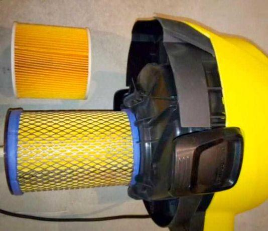Переходник фильтр пылесос керхер Karcher WD3 на фильтр москвич 2141