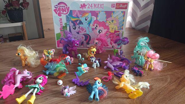 My Little Pony kolekcja syrenki cały zestaw