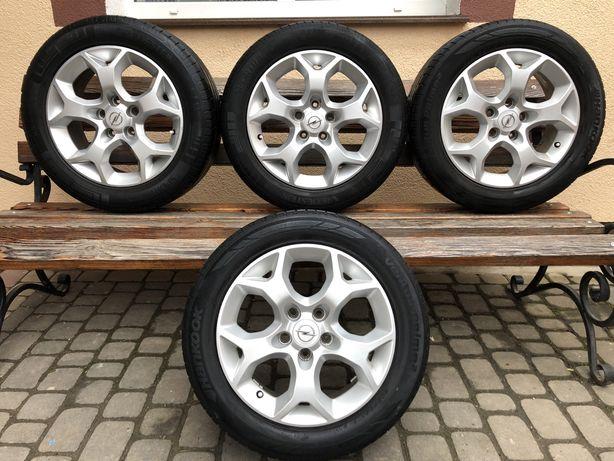 Диски шини R16 5/110  205/55/16 Opel. Astra, Zafira...