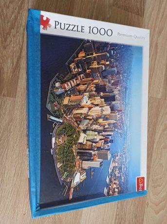 Puzzle 1000 trefl