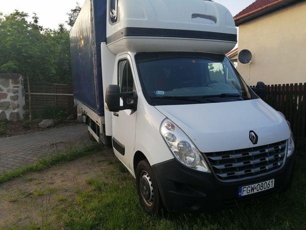 Renault Master Plandeka 9 euro palet