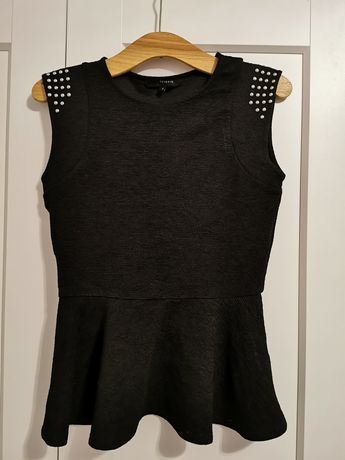 Bluzka Reserved czarna