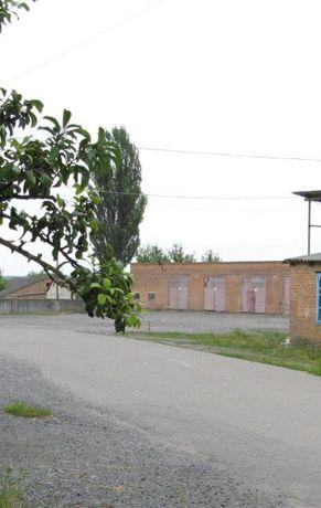 Продам (здам) комплекс з 5 ГАРАЖНИХ БОКСІВ під СТО, склади