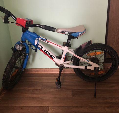 Велосипед cube 160
