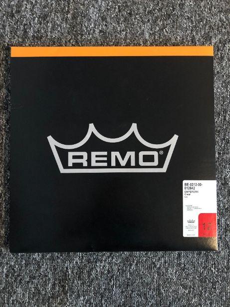 """Naciąg REMO 12"""" Emperor clear NOWY"""