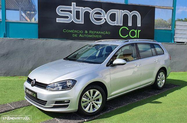 VW Golf Variant 1.6 TDi BlueMotion Confortline NACIONAL