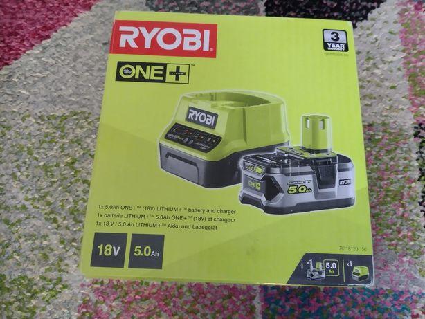 Bateria i akumulator ryobi 5ah 18v