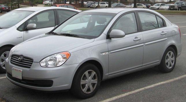 Кузовные детали Hyundai Accent (06-10)