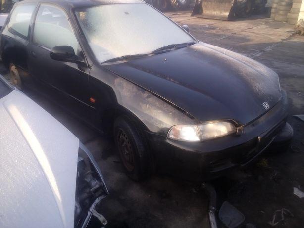 Honda Civic v zderzak i nne