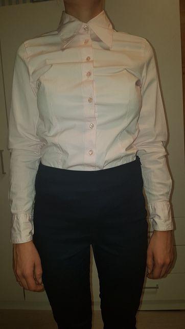 Damskie koszulo-body