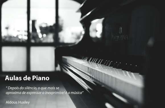 Aulas de Piano - Presenciais (Lisboa e Belas) e Online