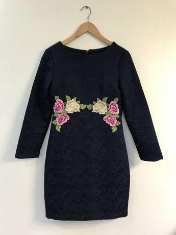 Платье в стиле Dolce & Gabbana