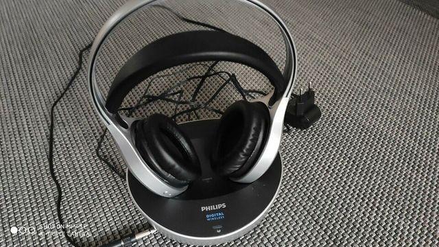 Słuchawki Nauszne, Bezprzewodowe Philips SHD8700/10