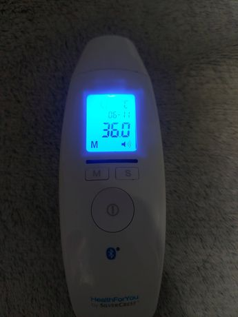 Termometr bt
