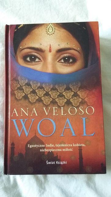 Książka Ana Veloso - Woal