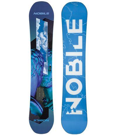 Zestaw snowoboardowy Deska + wiązania + buty Nobile Drake Northwave