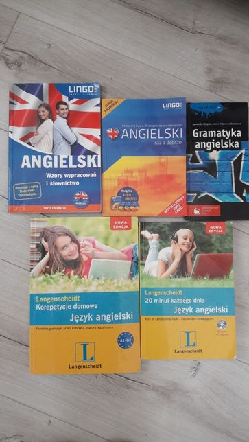Książki z angielskiego