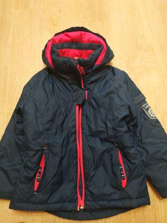 Курточка переходящая осень-зима