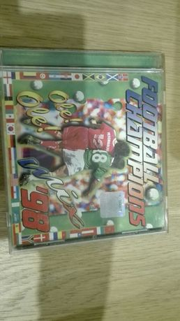 Football champions 98 plyta cd