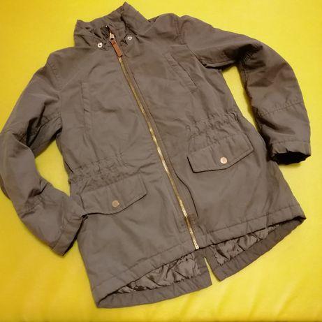 Парка H&M куртка Zara демисезонная next