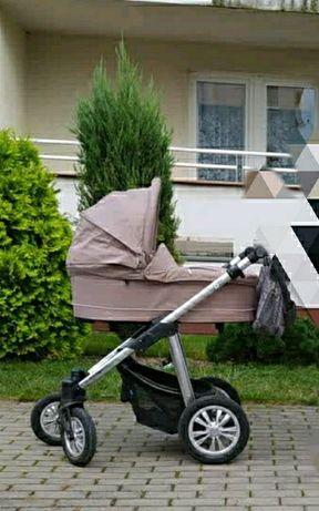 Wózek 3 w 1 głęboko- spacerowy Babydesign Lupo Comfort