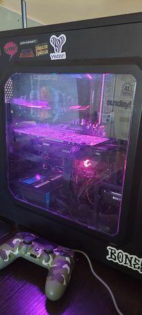 Игровой компьютер i5 9600k,1070ti,ddr4 32gb