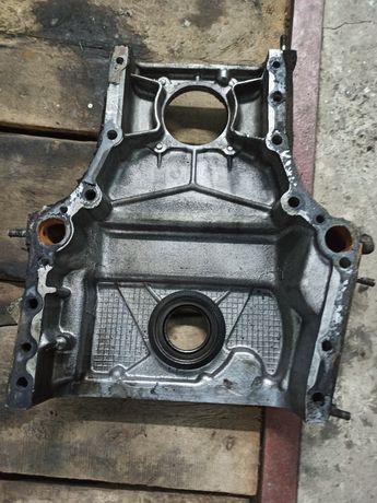 Крышка блока двигателя передняя распред. Шестерен ЯМЗ 7511