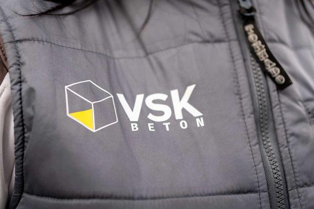 Заказать бетон любой объем. Доставка бетона Днепр и область. VSK бетон