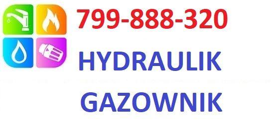 HYDRAULIK, GAZOWNIK, instalacje, woda, gaz, ogrzewanie, zamrażanie