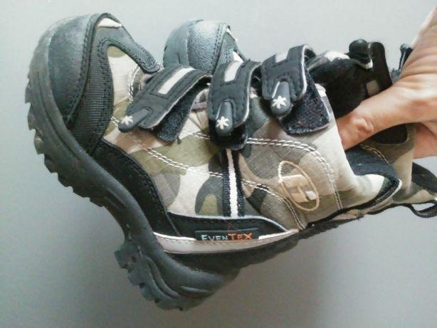 Buty śniegowce kozaczki 24 ZIMA 15,5 cm moro