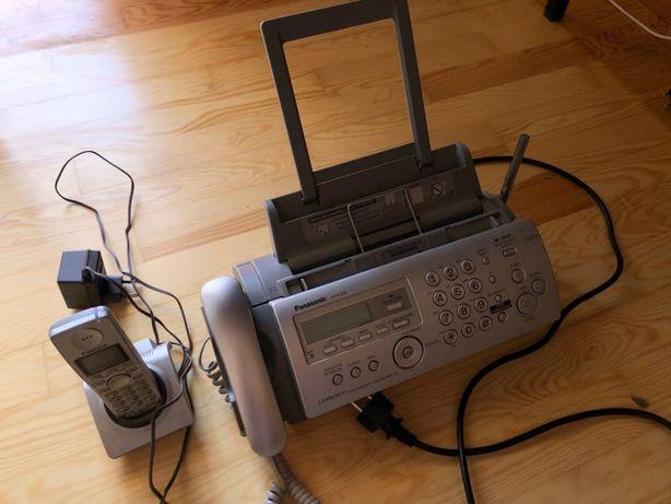 Telefon, Fax - Panasonic KX-FC258