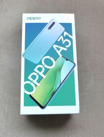 Nowy Oppo A31 LTE v2020 Black 4GB RAM | 64GB DualSIM bateria 4230mAh