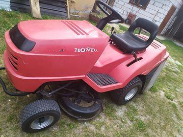Traktorek kosiarka Honda 2214 dwucylindrowa