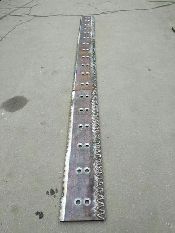 Нож нiж лопаты отвала ковша скребок 2621 Автогрейдера ДТ-75 Т-150