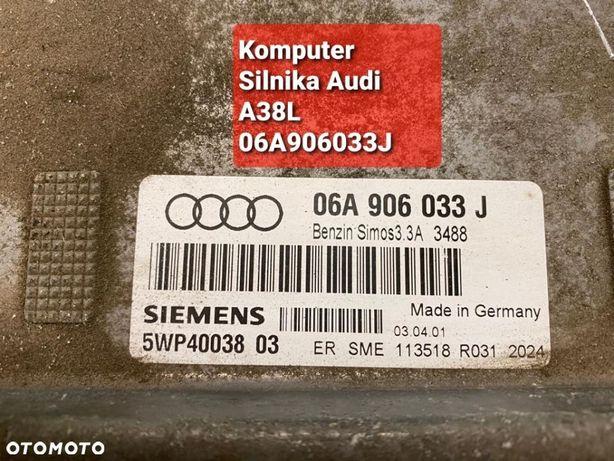 Komputer Silnika Audi Nr 06A906033J