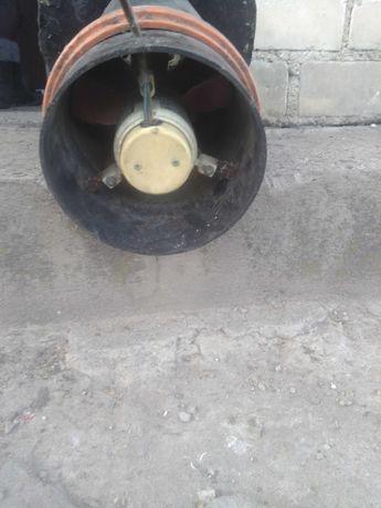 Elektryczny wentylator do gołębnika