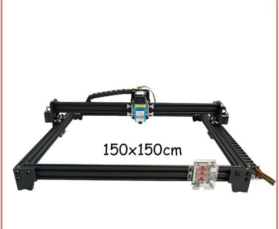 Ploter laserowy CNC 5500mW 150x150cm