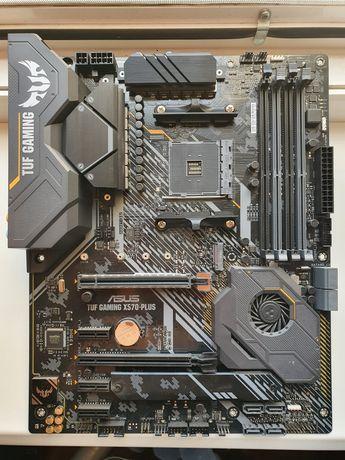Материнская плата Asus TUF Gaming X570-Plus [sAM4] на гарантии 2 года