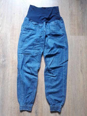 Spodnie ciążowe 36 Bebefield jeansy stan jak nowe wiosenne