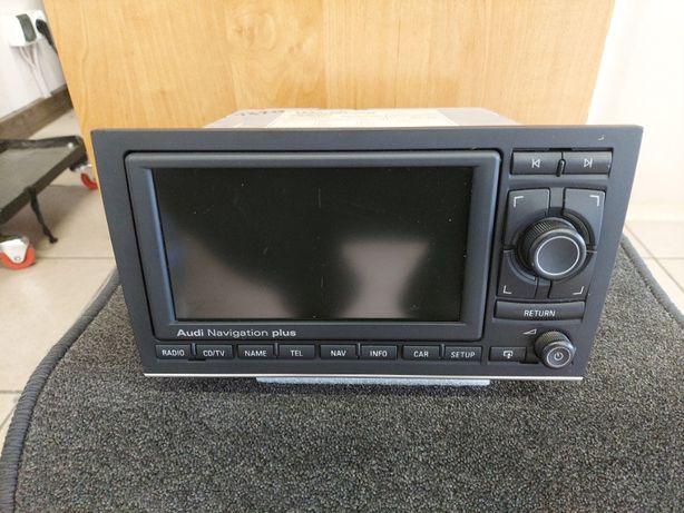 Oryginalne Radio Nawigacja Audi A4 B6 B7 RNSE RNS-E