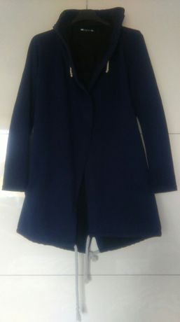 Granatowa bluza M/L