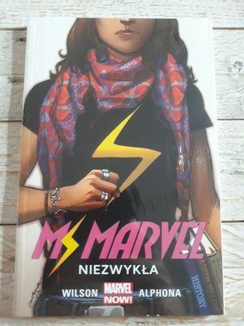 Ms Marvel. Niezwykła. Nowa w folii
