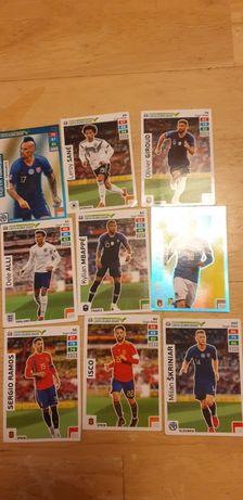 Karty piłkarskie euro 2020r